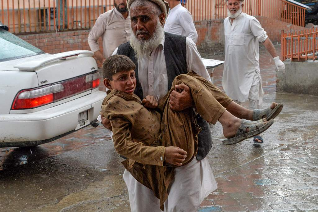 UN chief condemns mosque attack in Afghanistan