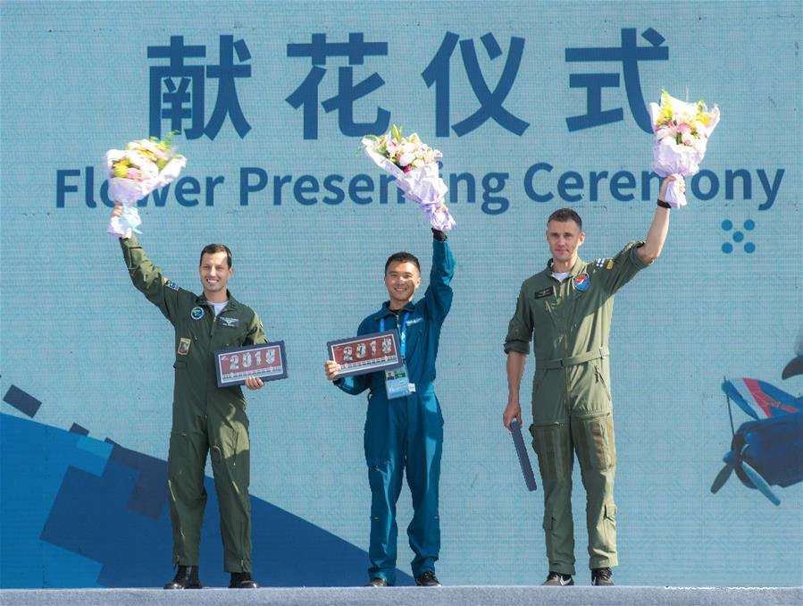 China's 12 golds top medal tally after Day 1 at military games