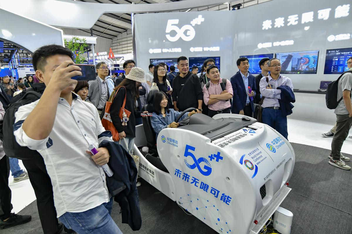 Light of Internet Expo 2019 kicks off in Wuzhen