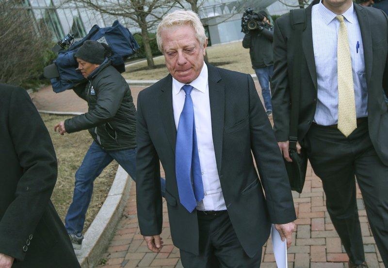 Real estate developer gets 1 month in college bribery case