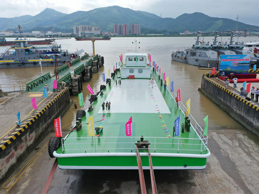 China's shipbuilding output up 6.7% in first three quarters
