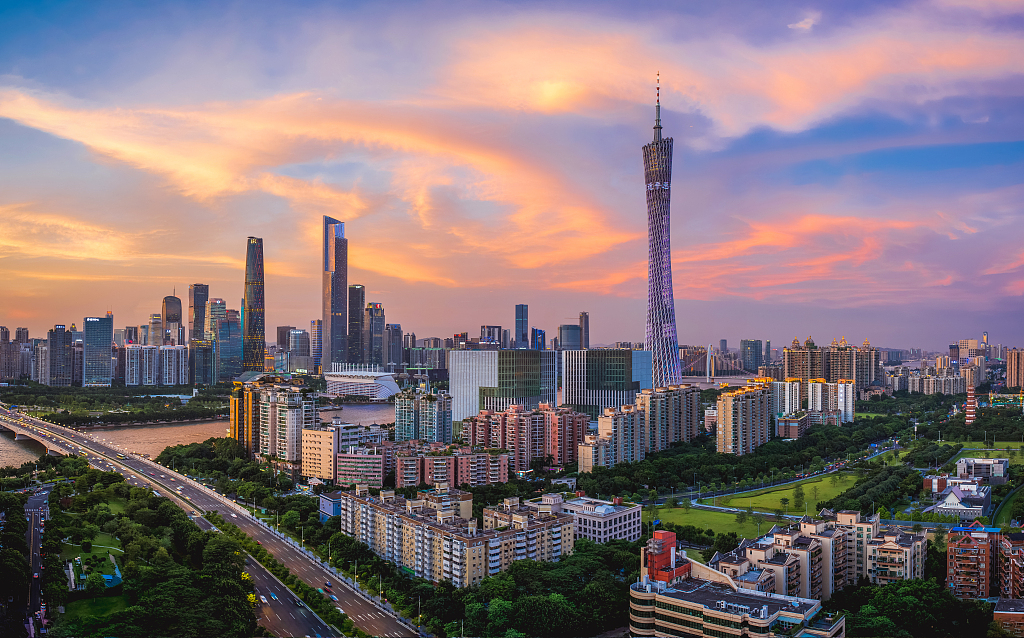 Guangdong GDP up 6.4 pct in first three quarters
