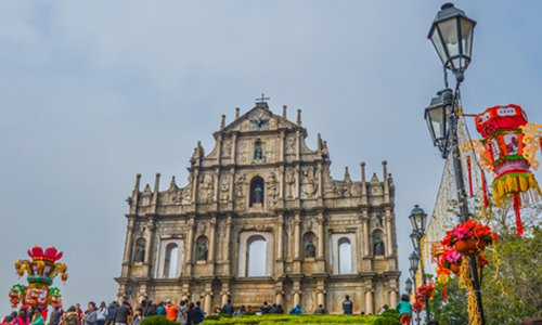 Official: Hong Kong can learn from Macao approach