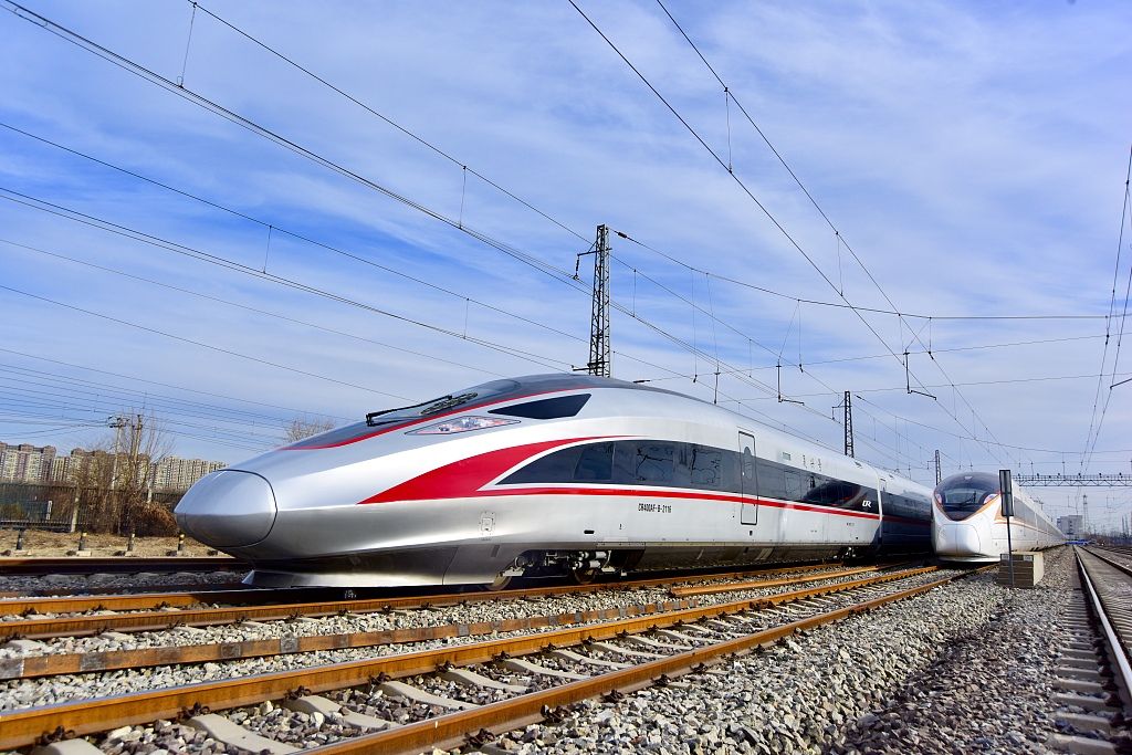 China's railways see 2.8 bln passenger trips in first three quarters