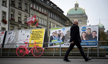 Swiss election: Green Party makes historic gains