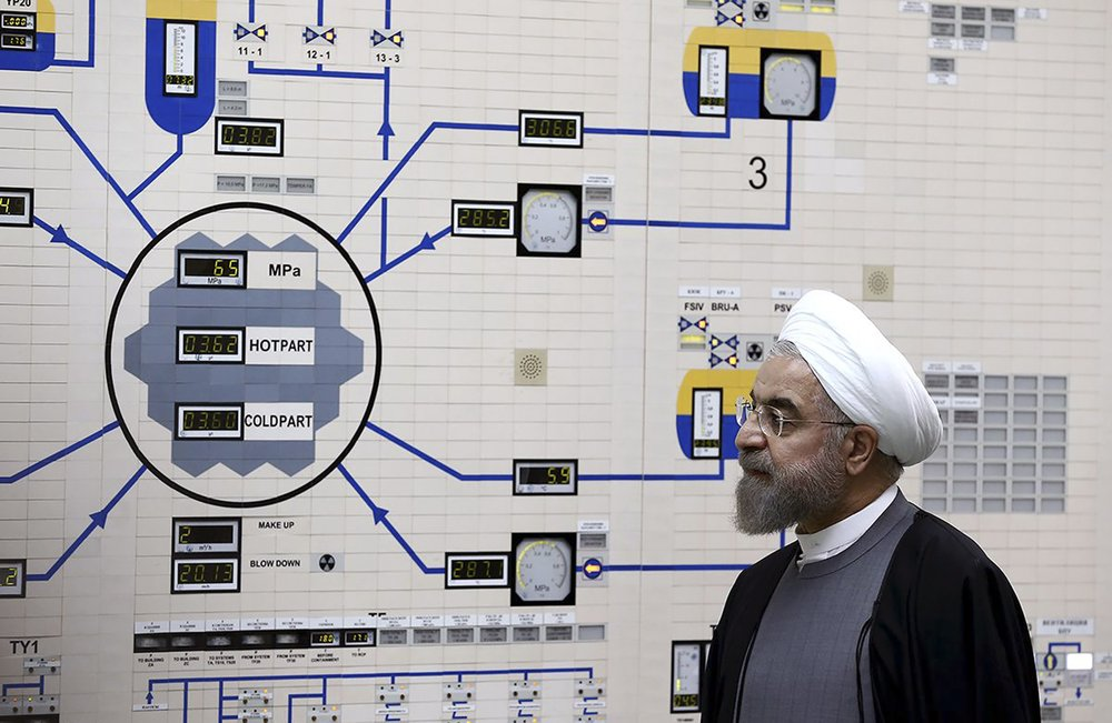 Iran's nuclear industry 'indigenized': Iranian official