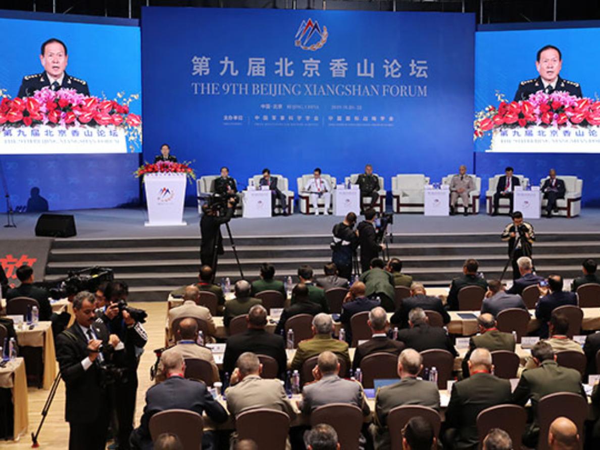 China fears no big stick policy, long arm jurisdiction: Defense chief
