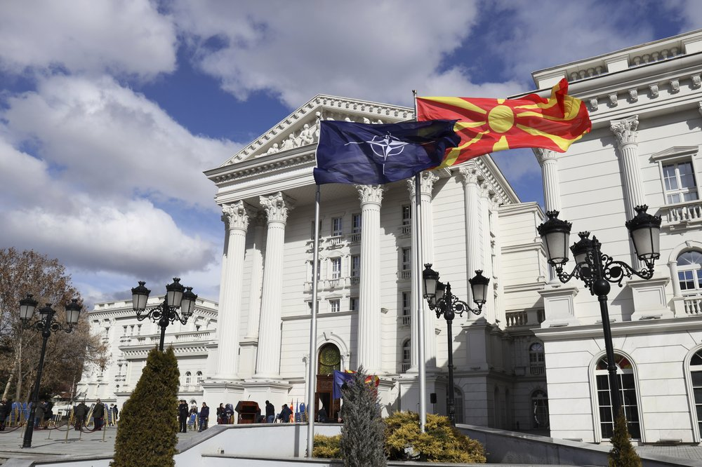 North Macedonia to hold early election in April next year: PM