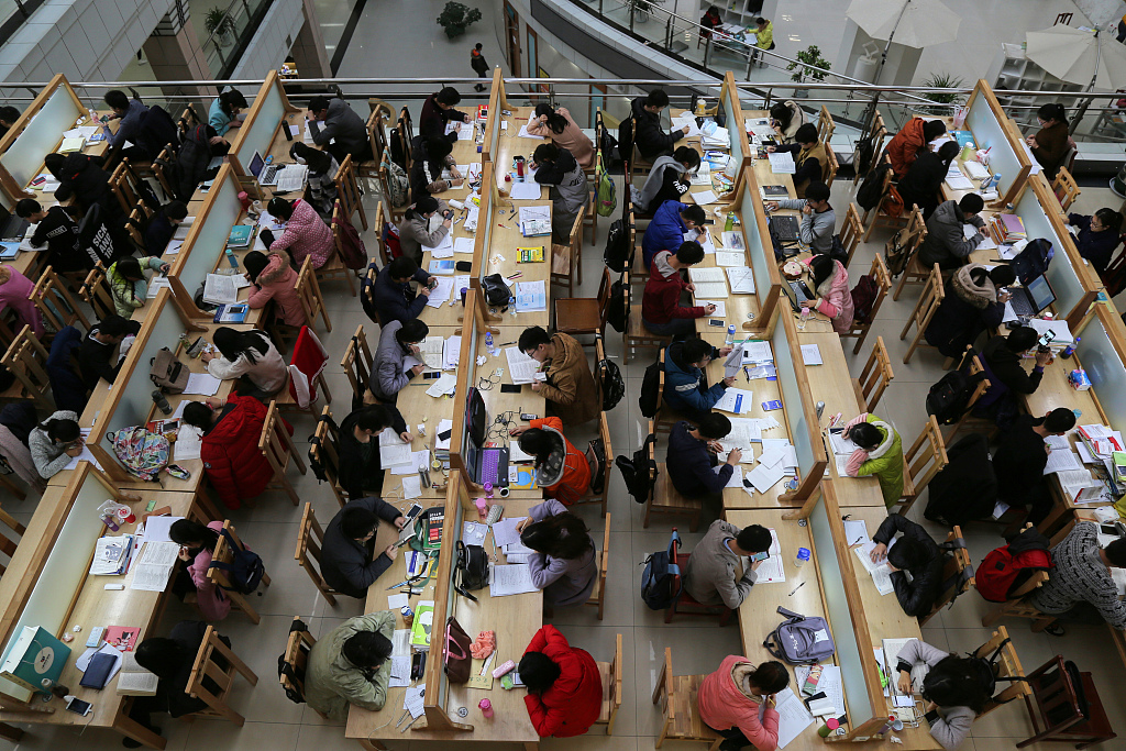 China's higher education makes headway over 20 years