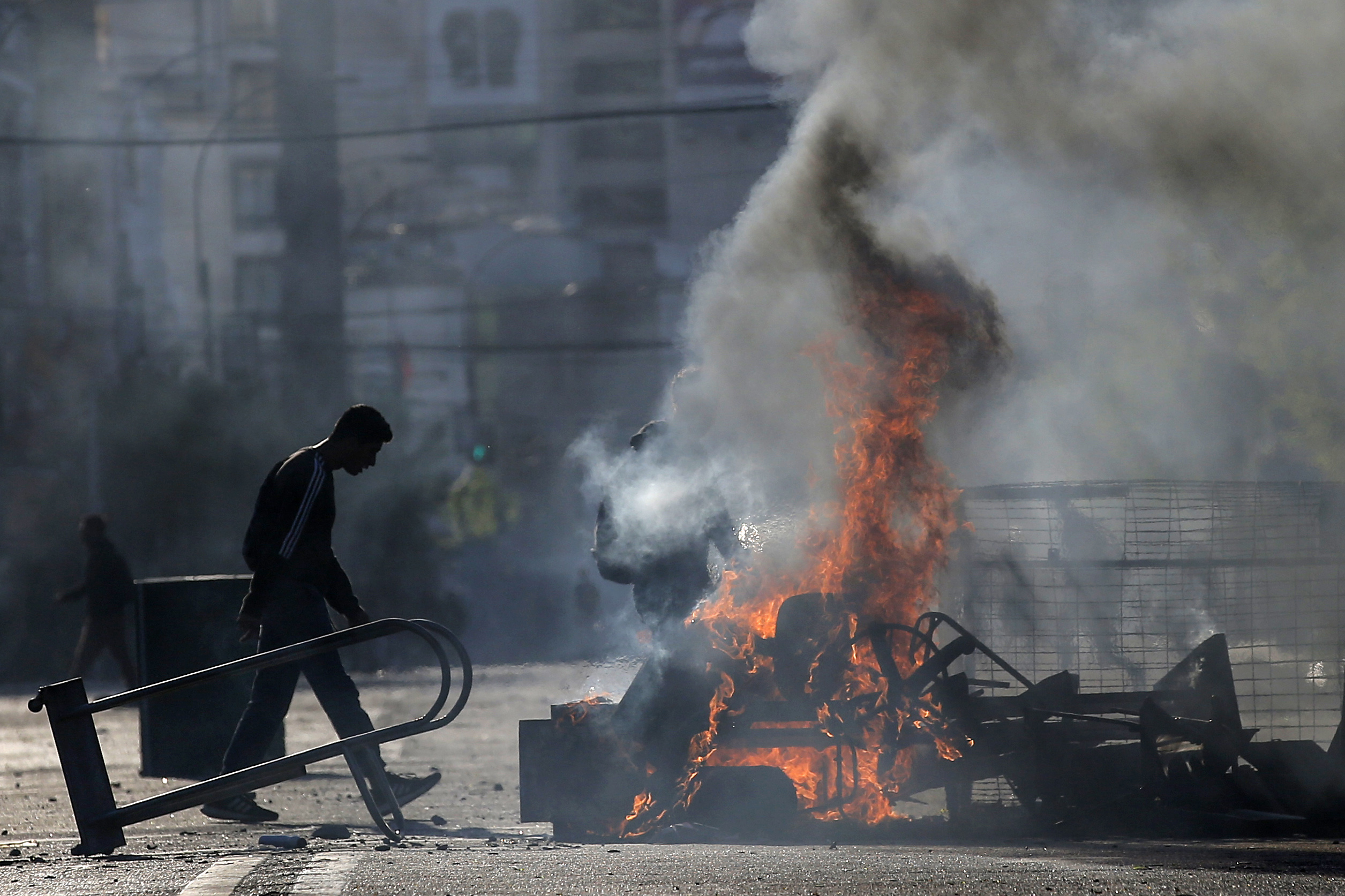 Chile extends curfew as death toll in unrest rises to seven  