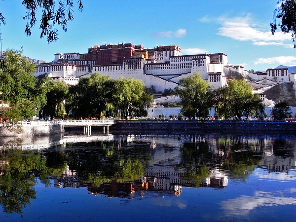Tibet suspends entry fees for winter tourist season