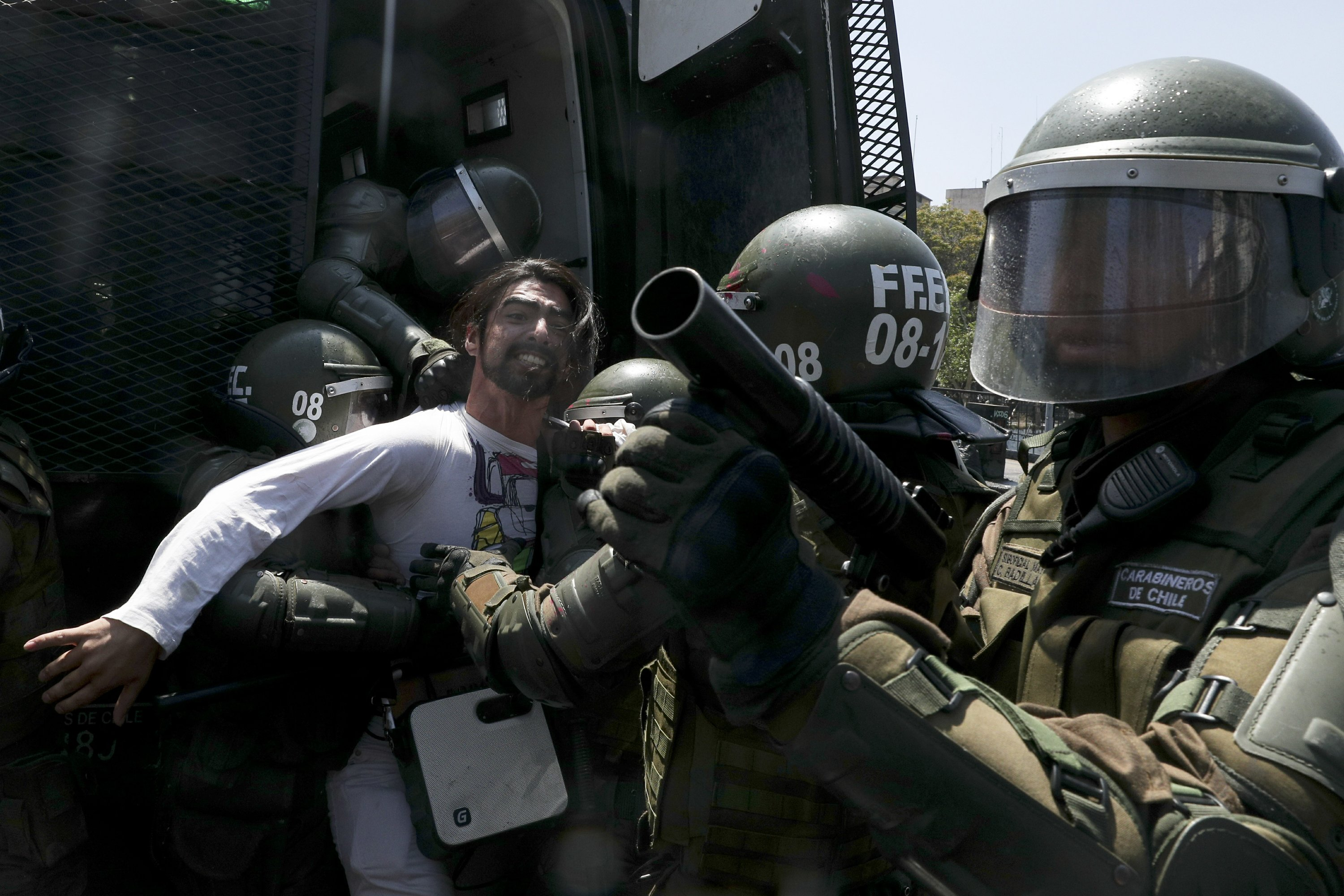 11 killed in protests in Chile: official