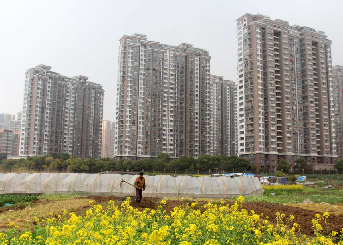 City clusters driving growth as urbanization shifts gears in China, say experts
