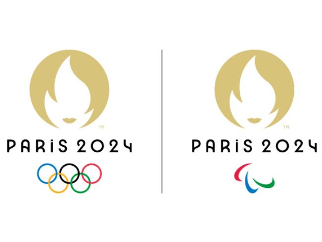 Paris reveals golden Marianne logo for 2024 Olympics
