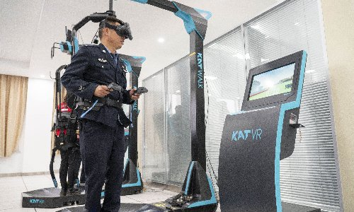 VR town to be built in east China