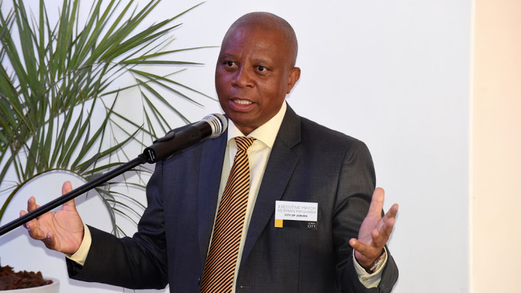 Johannesburg mayor resigns over race row