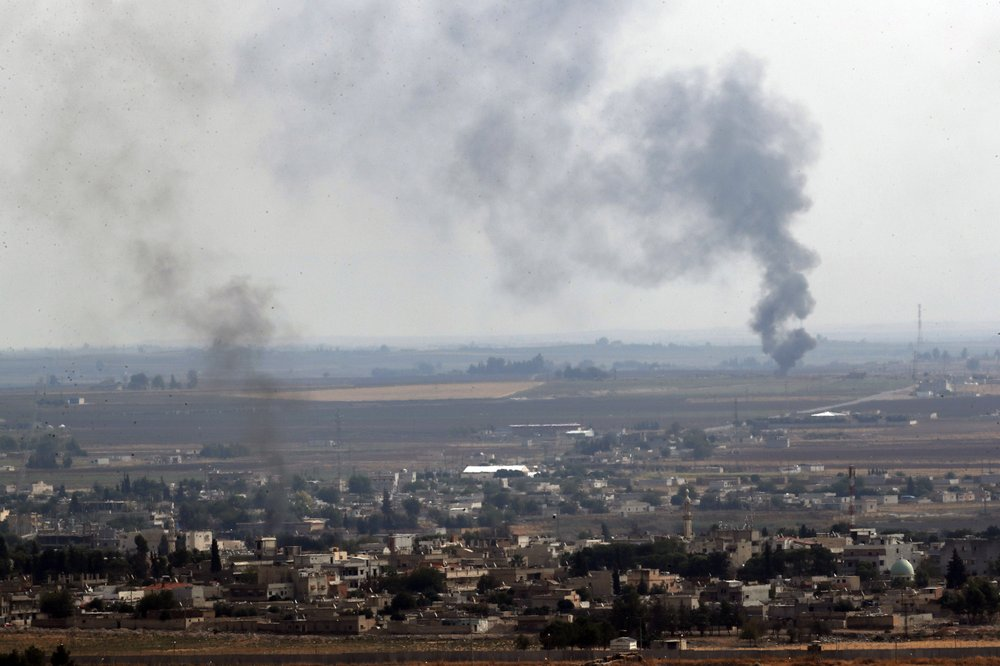 6 killed in IS attack in Iraq's central province of Salahuddin
