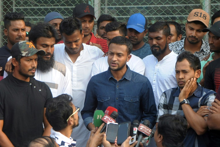 India tour in doubt as Bangladesh cricketers go on strike
