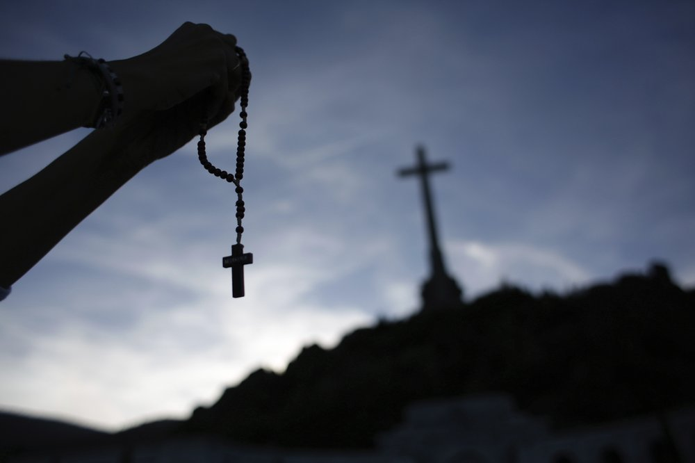 Spain to exhume dictator Franco's remains to discreet grave
