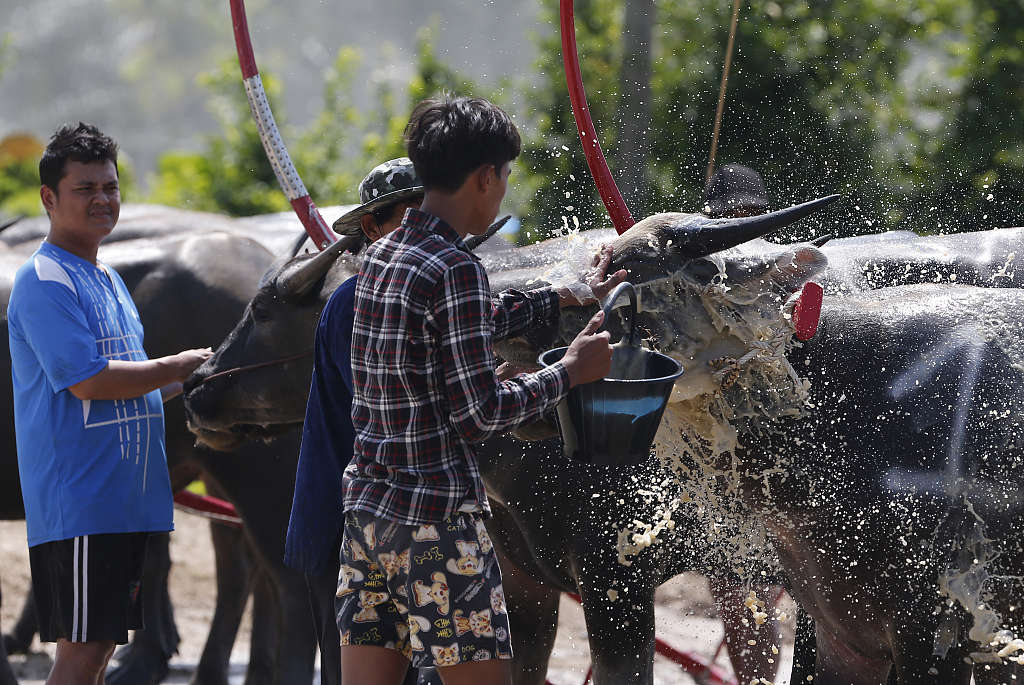Thailand warns of possible water shortage in parts of country