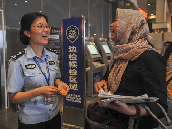 More Chinese cities offer visa-free transit policies
