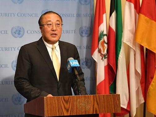 China's UN ambassador refutes human rights accusations by US