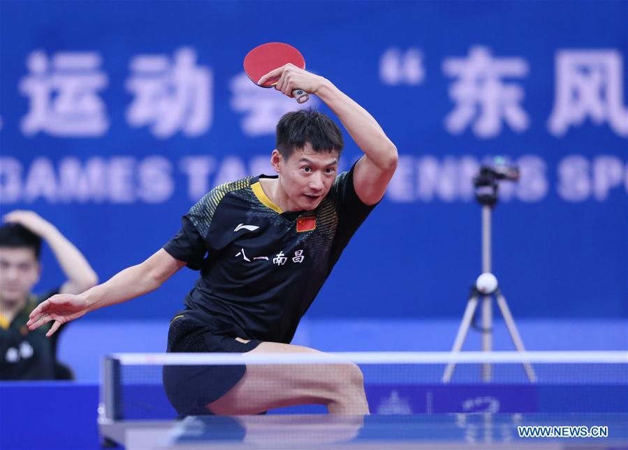Men's team group A preliminary round at 7th CISM Military World Games: China vs. DPRK