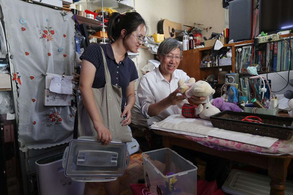 Toy hospital helps repair 'silent friends'
