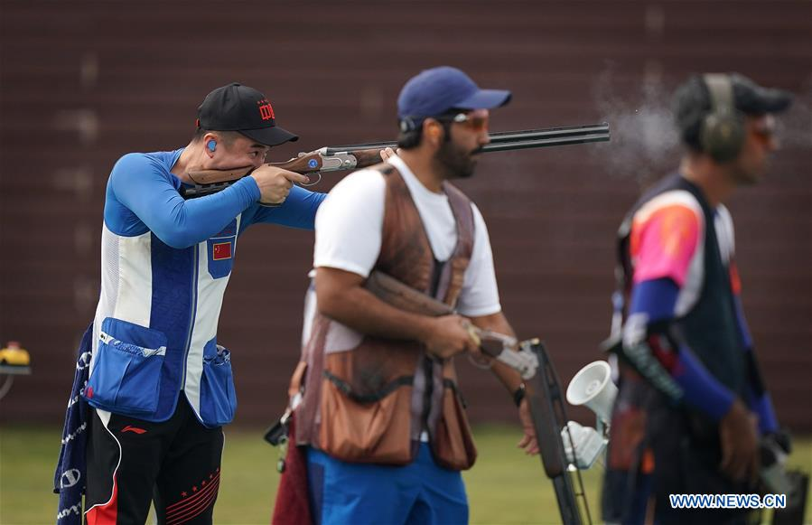 Highlights of shooting finals at 7th CISM Military World Games