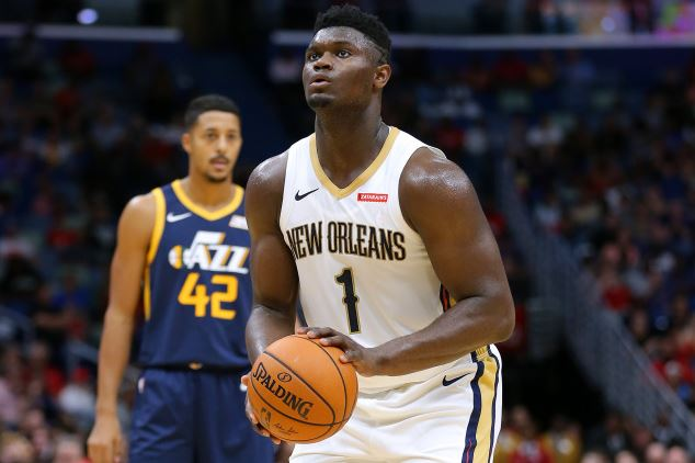 NBA star rookie Williamson out up to 8 weeks after knee surgery