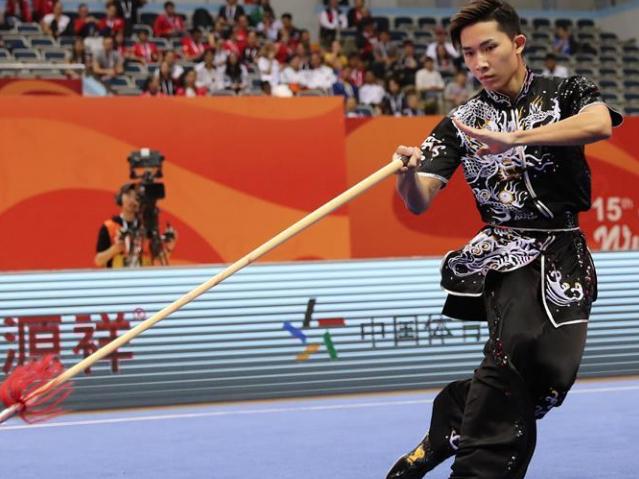 Highlights of 15th World Wushu Championships