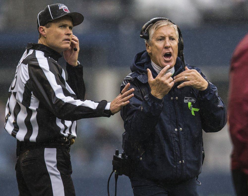 NFL cracks down on internal dissent over officiating