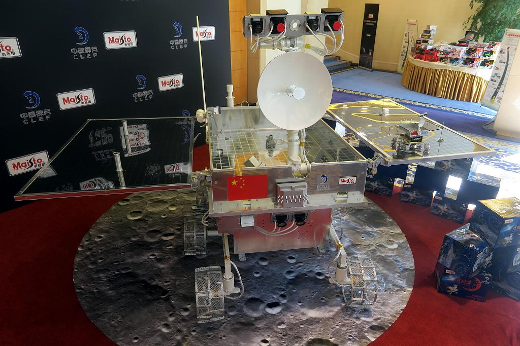 China's Chang'e-4 probe resumes work for 11th lunar day