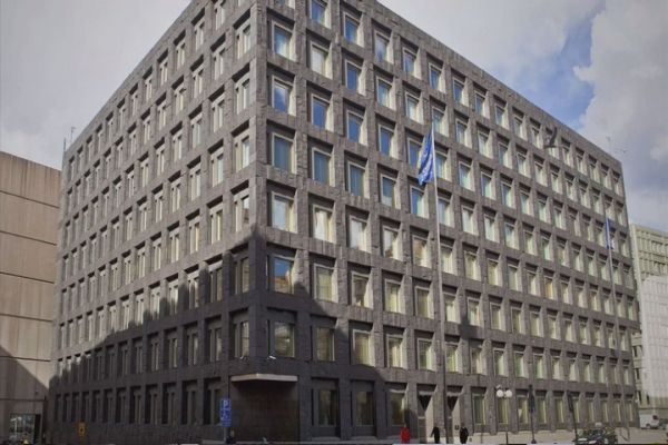 Swedish central bank keeps key interest rate in negative