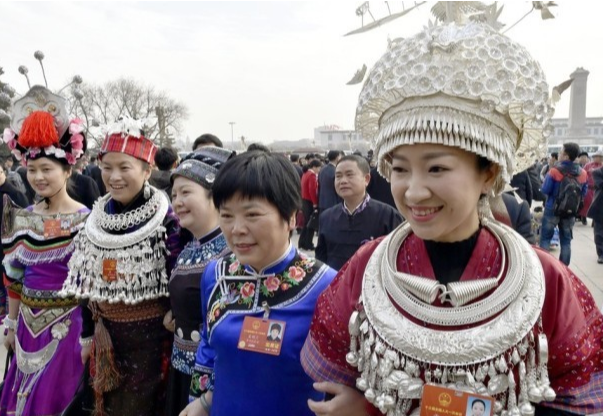 China issues guideline for enhancing ethnic unity