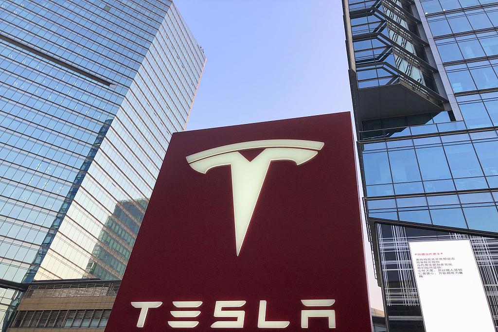 Tesla shares rev higher after update on profits, China