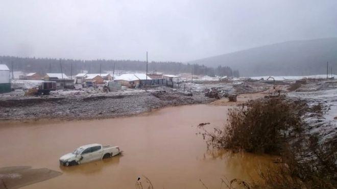 All 17 killed in dam collapse in Russia's Krasnoyarsk region identified