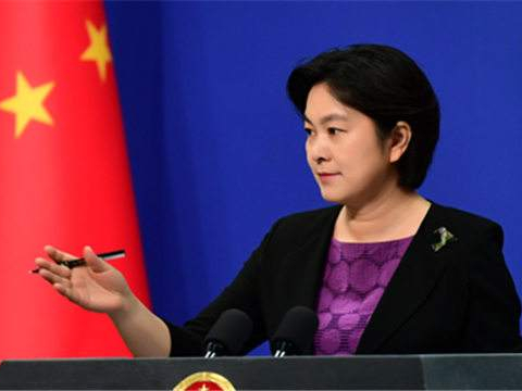 FM spokesperson: China handles foreign lawbreakers according to law