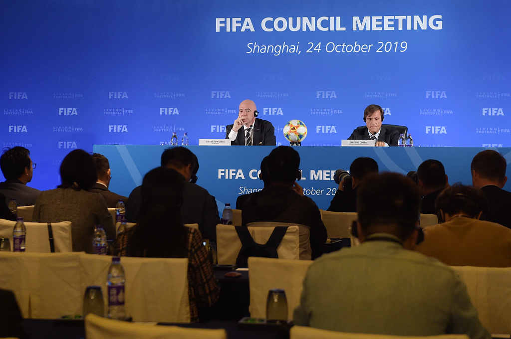 China to host 2021 FIFA Club World Cup