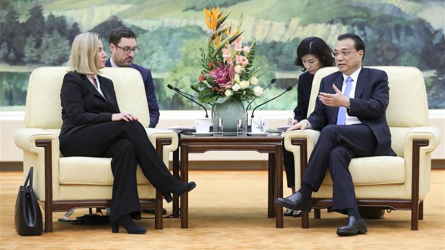Li Keqiang: China always supports European integration