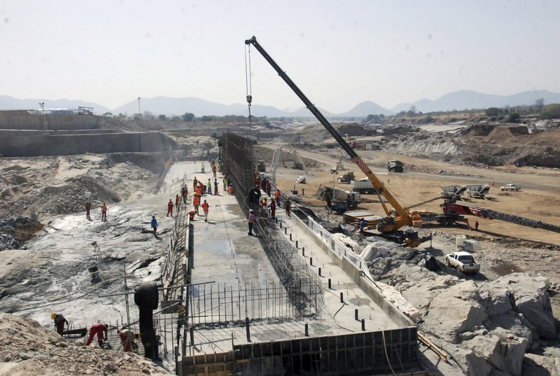 Egypt, Ethiopia agree to resume talks over Nile dam issue