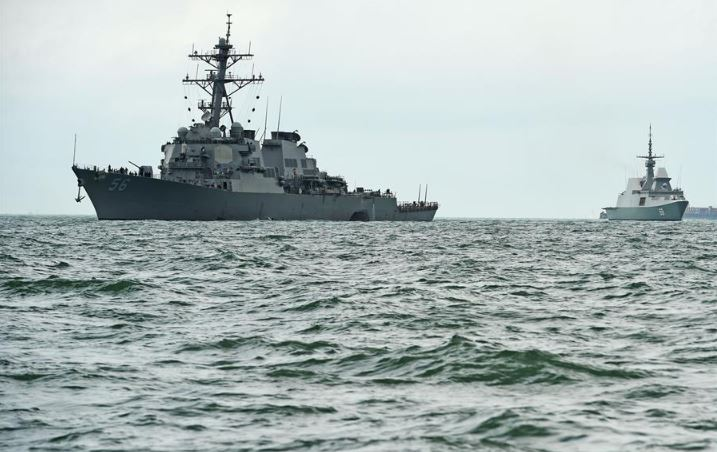 Saudi navy to take part in large US-led int'l drill