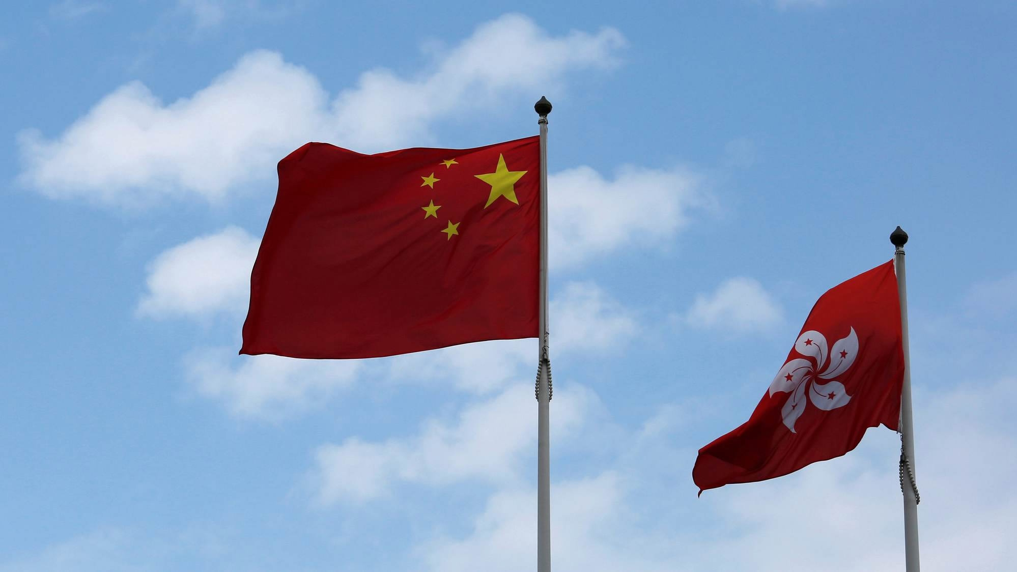 HKSAR gov't warns foreign legislatures not to interfere in its internal affairs
