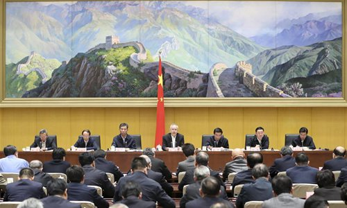 Chinese vice premier urges full completion of clearing arrears task