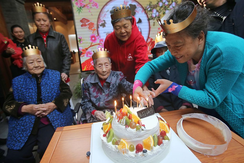 Over 6,000 centenarians registered in east China province