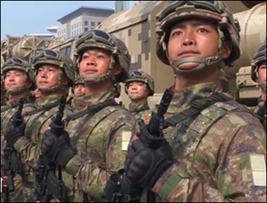 China's new rifle to help create future 'super soldiers'