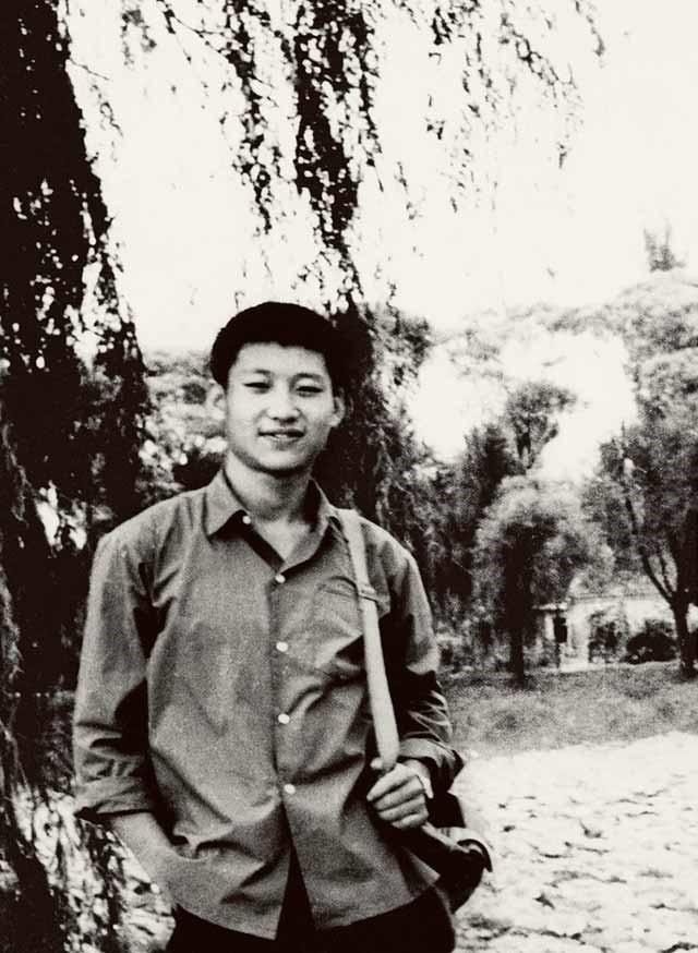 Xi's stories: 'I left my heart here'