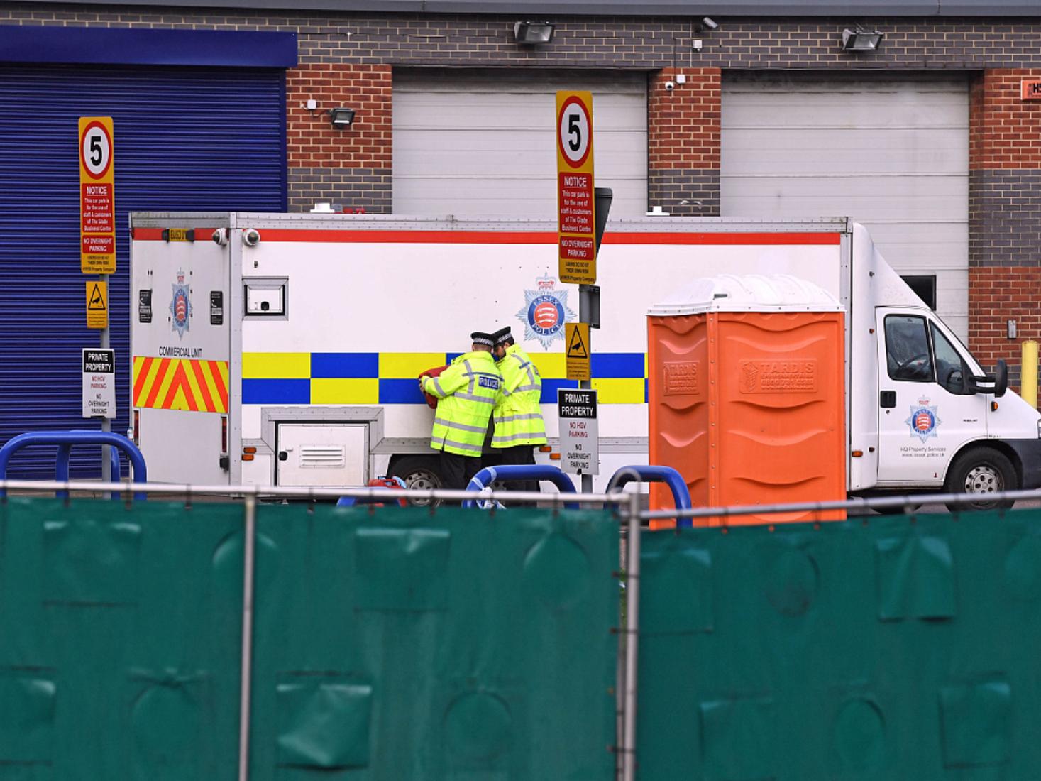 Second Vietnamese family fears son among 39 UK truck dead