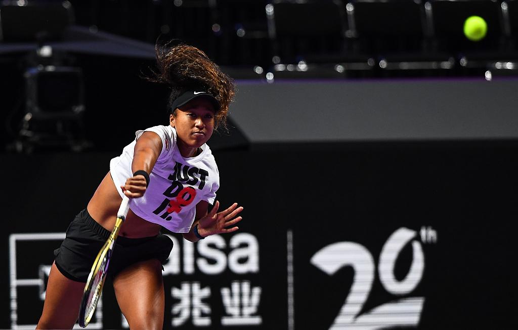 World No.3 Osaka says steeled for WTA finals