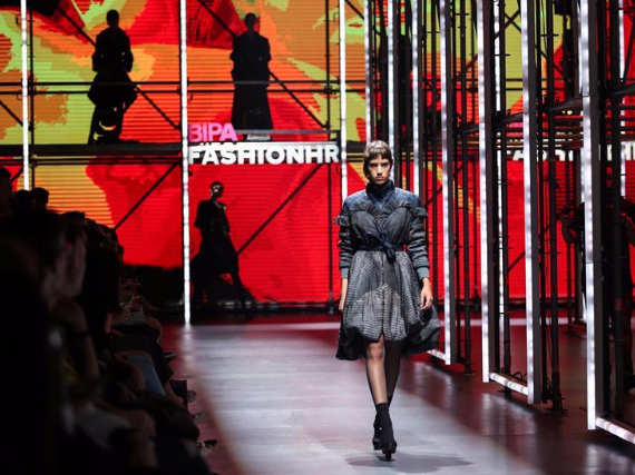 Highlights of third night of fashion show BIPA Fashion.hr in Croatia